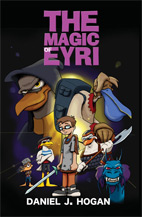 magic of eyri by daniel j. hogan on amazon