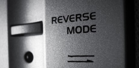 reverse mode photo by nacu on morguefile.com