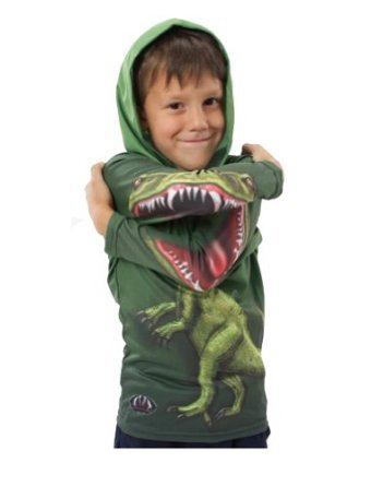 raptor hoodie on amazon.
