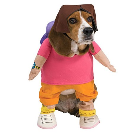 dora the explorer dog costume on amazon