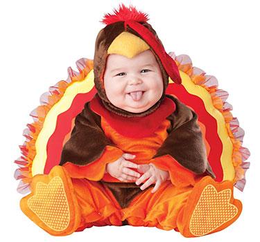 infant thanksgiving turkey costume on Amazon.