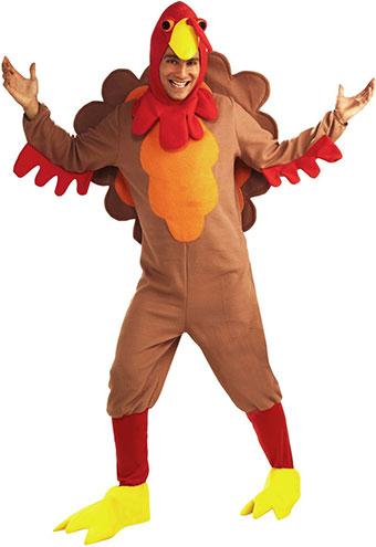 adult turkey thankgiving costume on amazon.