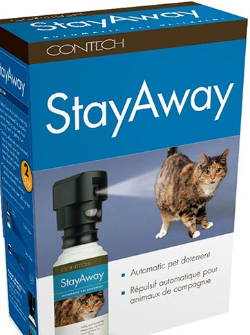 spray to keep pets away from christmas decorations on amazon