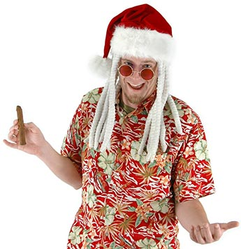 dreadlocks christmas hat on amazon.com