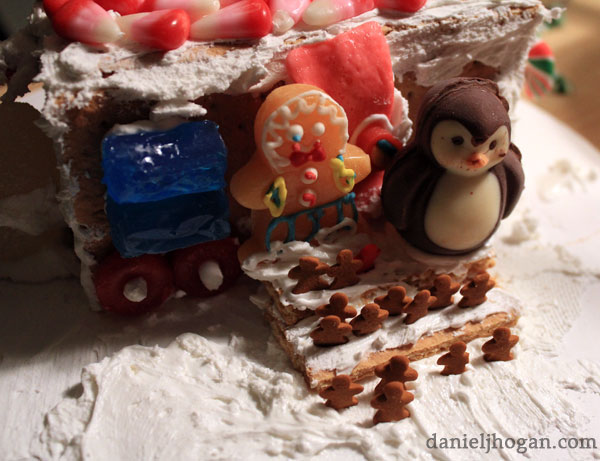 gingerbread christmas trailer candy people