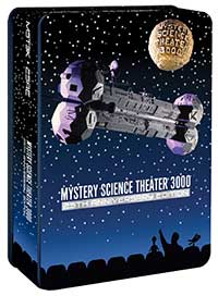 mst3k 25th anniversary tin amazon