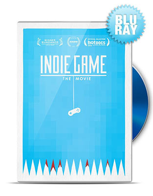 Indie game the movie dvd blu ray
