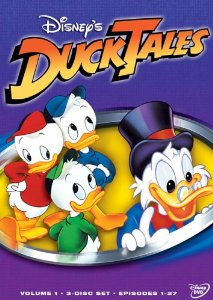 DuckTales DVD bluray