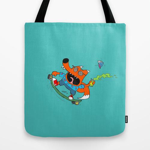 Bag it! Via my Society6 store.