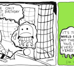 guilt trip ghost takes the field comic
