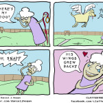 dogs comic