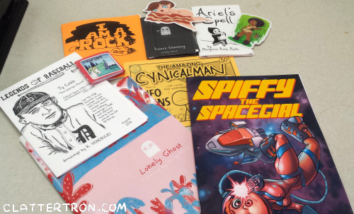 space comics