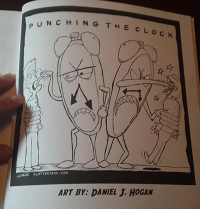 punching the clock hogan