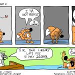 faults 2 comic