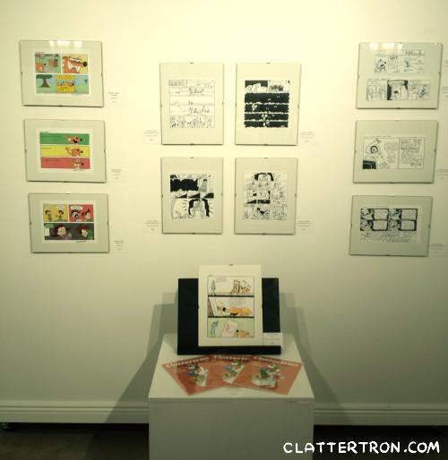 comic hogan gallery exhibit