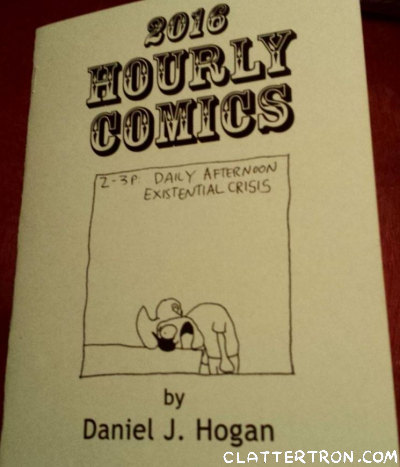 hourly comic cover