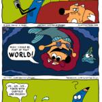 treasures untold comic star trek little mermaid