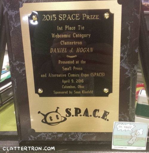 space prize 2015