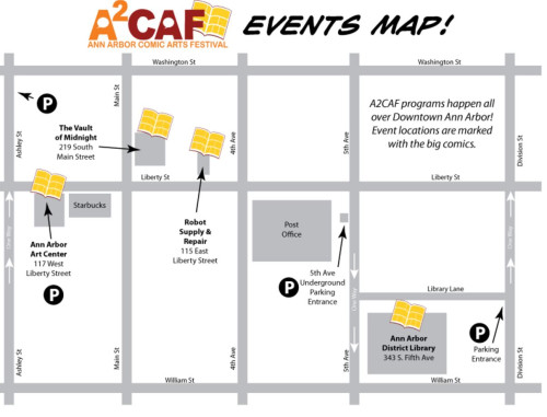 a2caf map