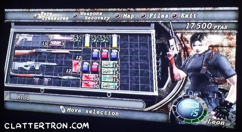 resident evil 4 rocket launcher